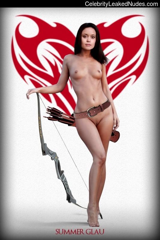 Summer glau naked striptease