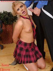 Tania Llasera topless