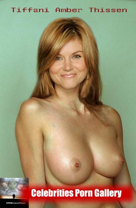 Tiffany amber thiessen naked