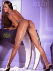 Tyra Banks Naked Celebritys image 12