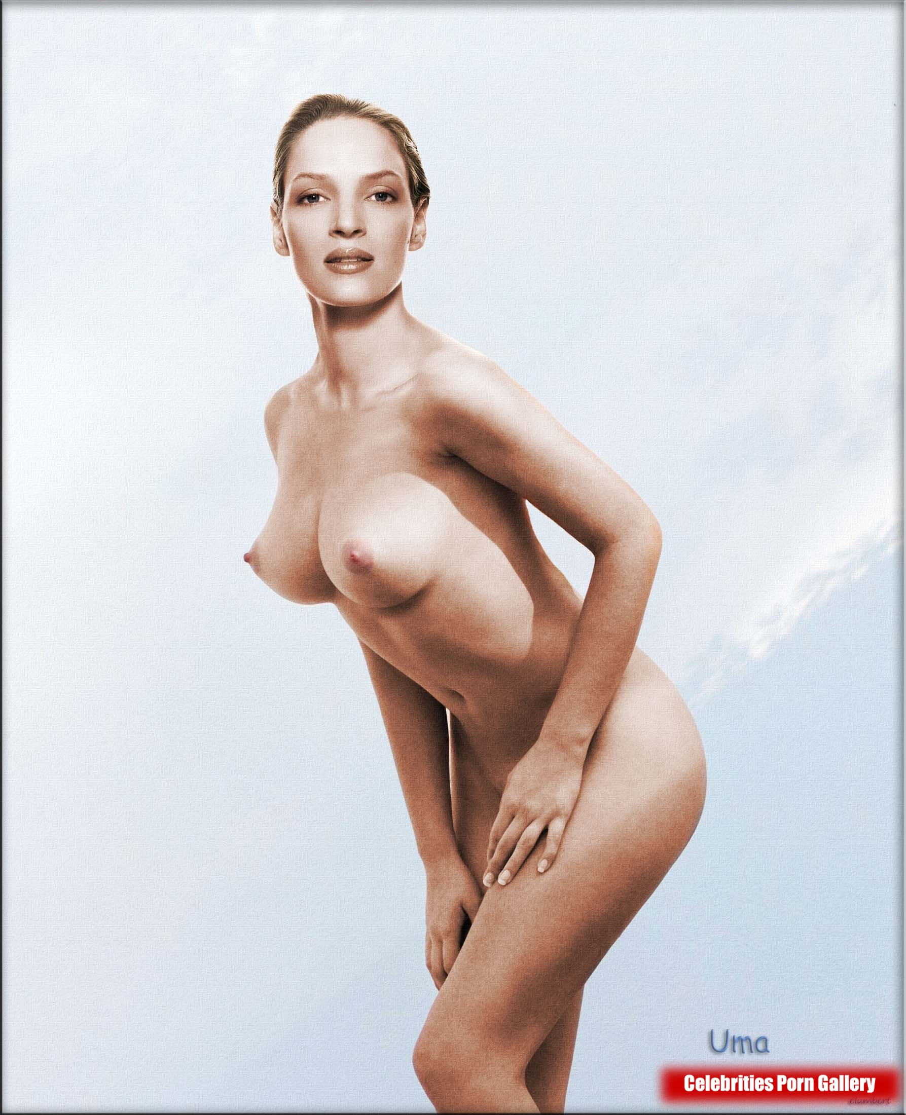 Uma Therman Nude