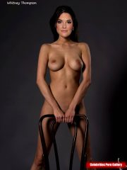 Whitney Thompson Celebrity Nude Pics