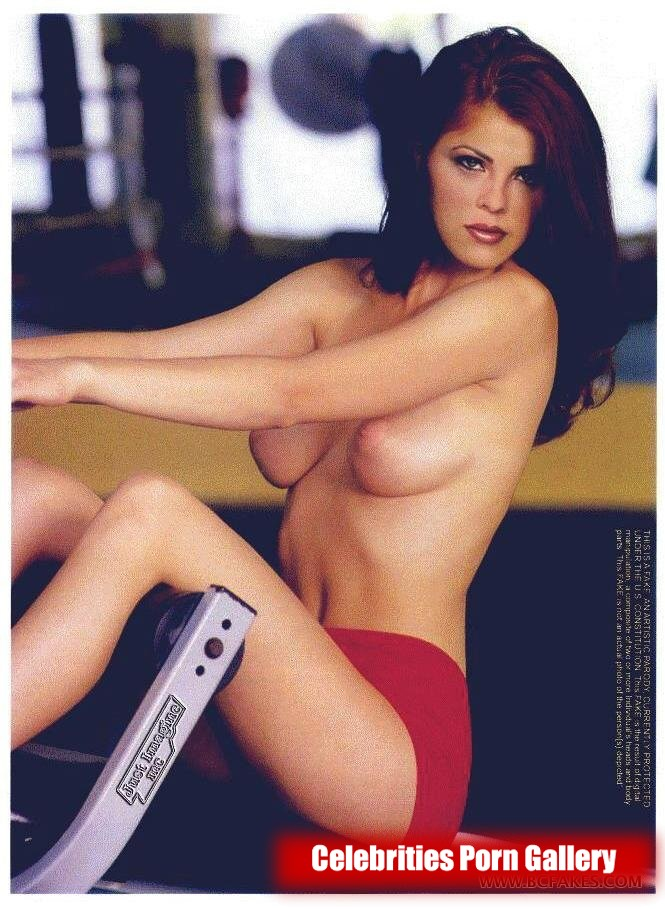 Yasmine Bleeth Nude Topless Pics, Sex Scenes Leaked Photos